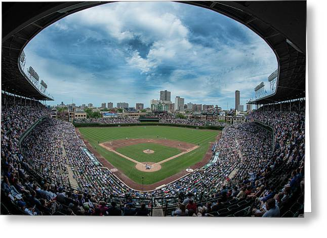 Wrigley Color Greeting Card