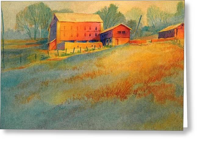 Wynnorr Farm Greeting Card