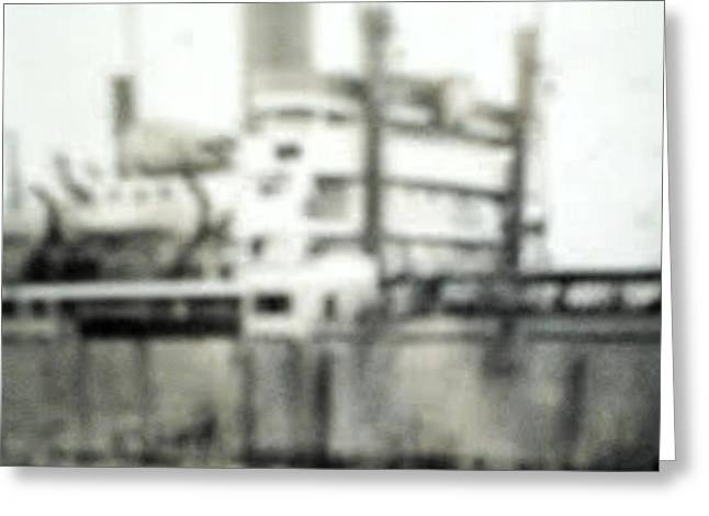 Ww2 Ship 3 Greeting Card