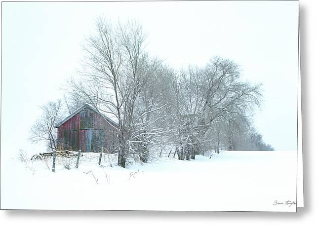 Wyeth Winter Greeting Card