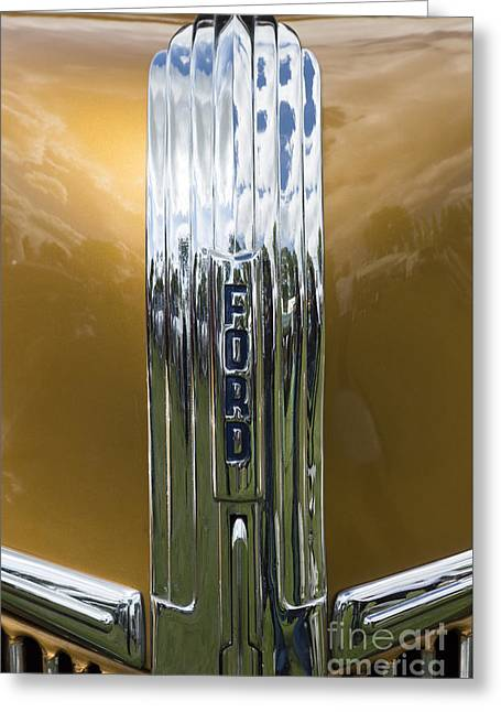 Ford 3 Greeting Card