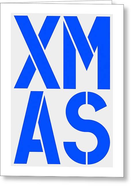 Xmas Greeting Card by Three Dots