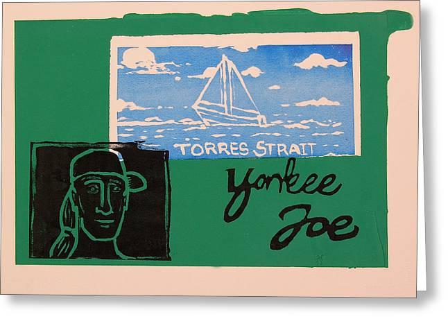 Yankee Joe 2 Greeting Card