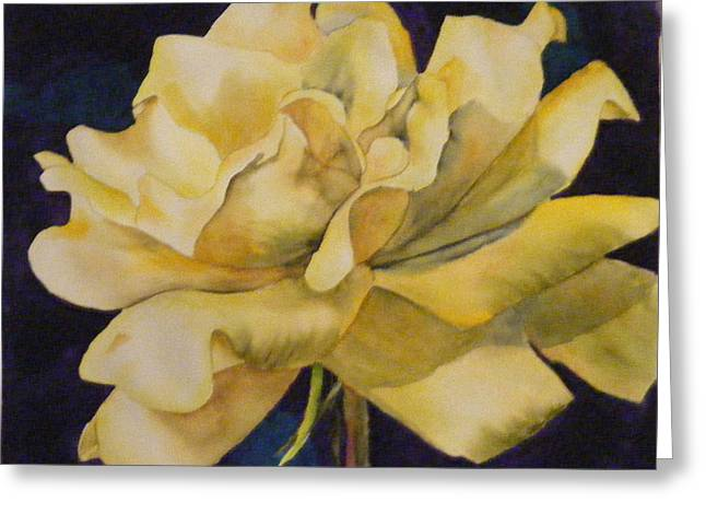 Yellow Rose 103 Greeting Card
