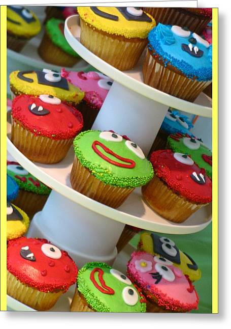 Yo Gabba Gabba Birthday Greeting Card