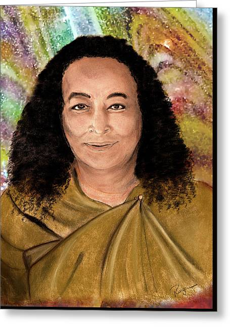 Yogananda Greeting Card