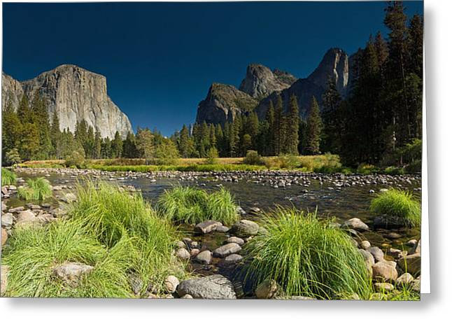 Yosemite - El Capitan Greeting Card