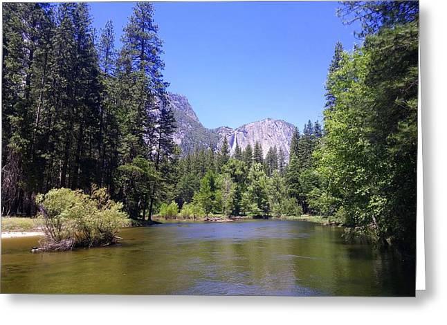 Yosemite Lifestyle Greeting Card