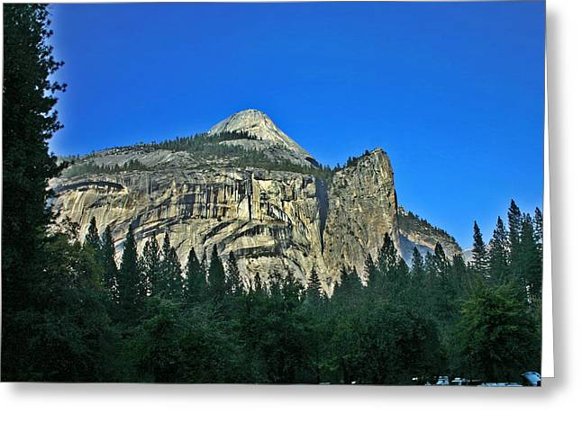 Yosemite National Park Ca 95389 Greeting Card by Duncan Pearson
