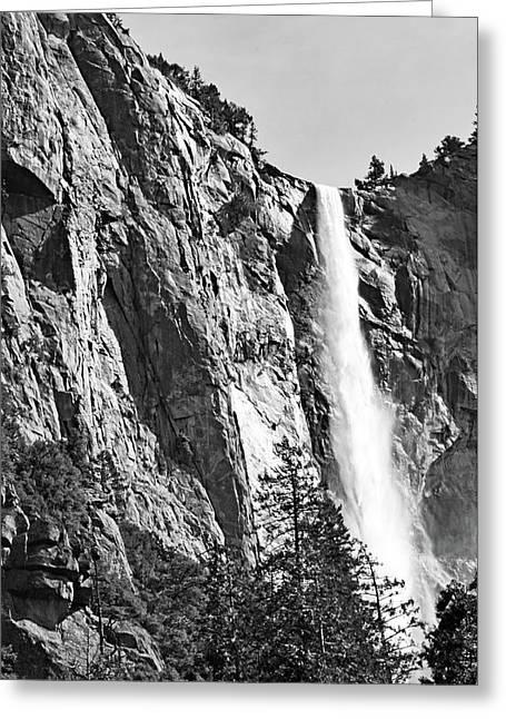 Yosemite No. 611-2 Greeting Card