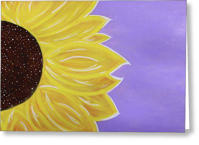 You Are My Sunshine Greeting Card by Cyrionna The Cyerial Artist