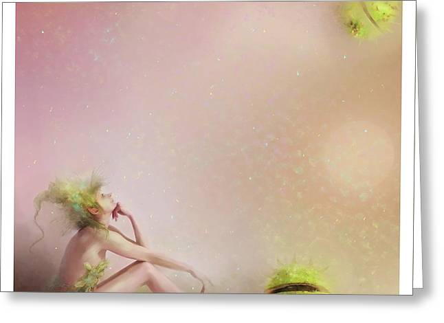 You Have To Be Fairy Patient Greeting Card