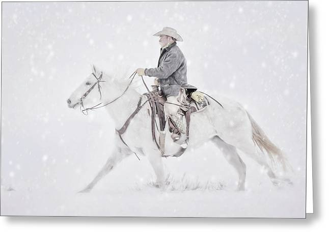 You Just Gotta Ride.... Greeting Card