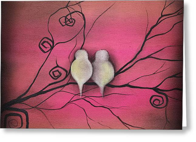 Your Love Is Enough  Greeting Card by  Abril Andrade Griffith