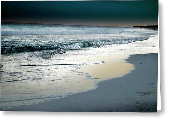 Zamas Beach #13 Greeting Card