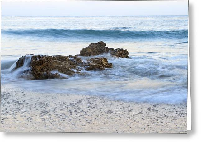 Zuma Beach 2 Greeting Card