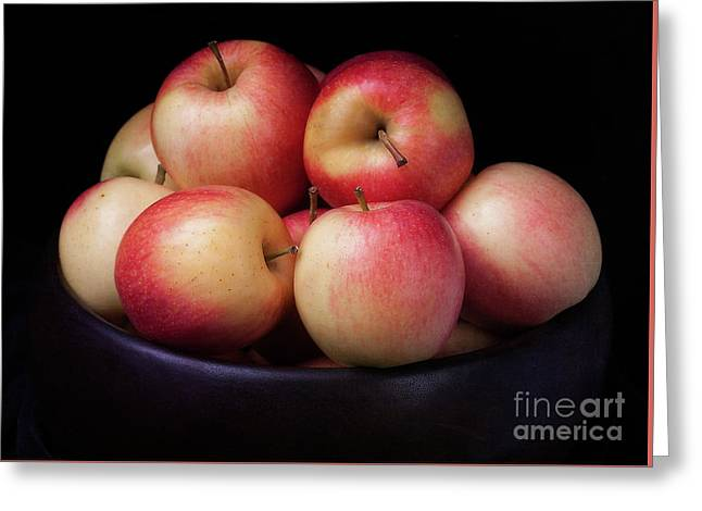 Gala Apples Greeting Card