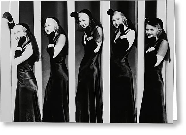 Ginger Rogers In Shall We Dance 1937
