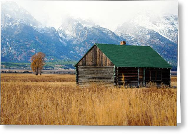 Greeting Card featuring the photograph Home On The Range by Pete Federico