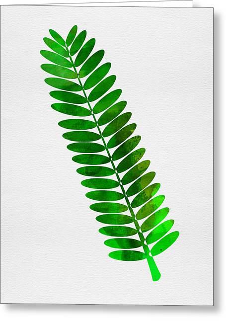 Leaf Branch Greeting Card