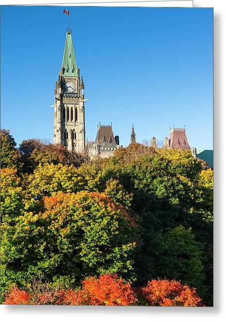 Canada, Ontario, Ottawa, Canadian Greeting Card