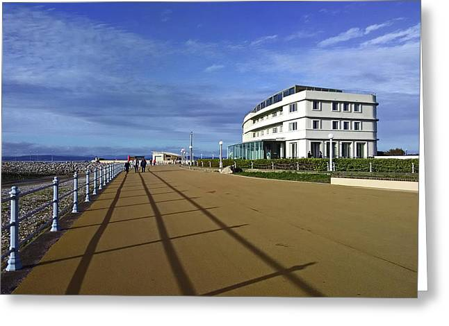 22/09/18  Morecambe. The Midland Hotel. Greeting Card