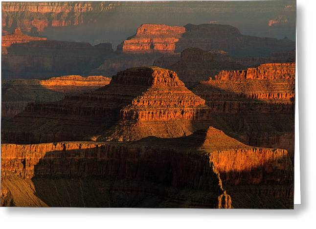 Usa, Arizona, Grand Canyon National Park Greeting Card by Jaynes Gallery