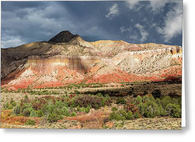Abiquiu Country  Greeting Card