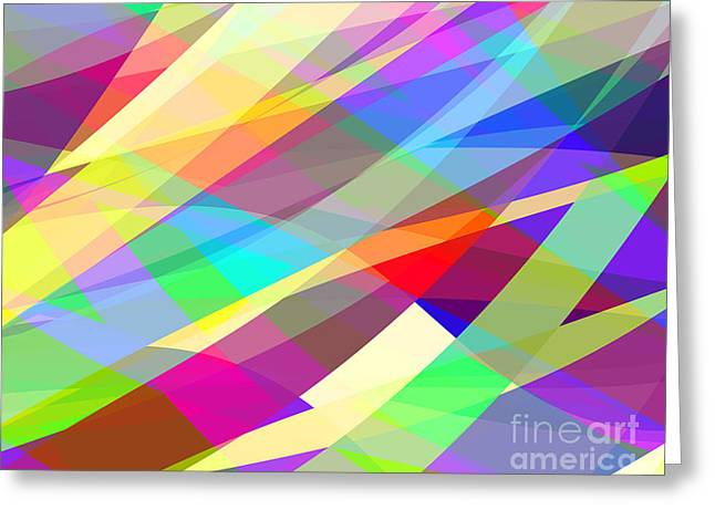 Abstract Editable Vector Background Of Greeting Card
