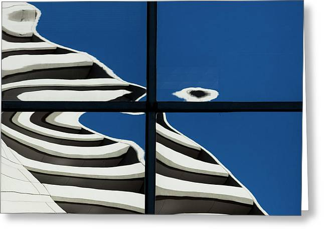 Abstritecture 41 Greeting Card