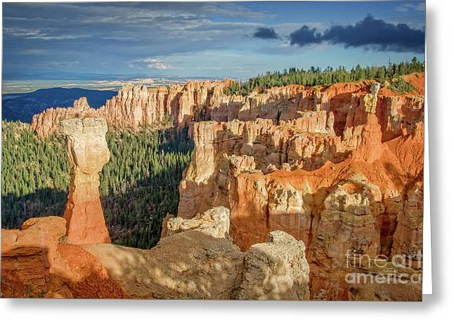 Agua Canyon Greeting Card