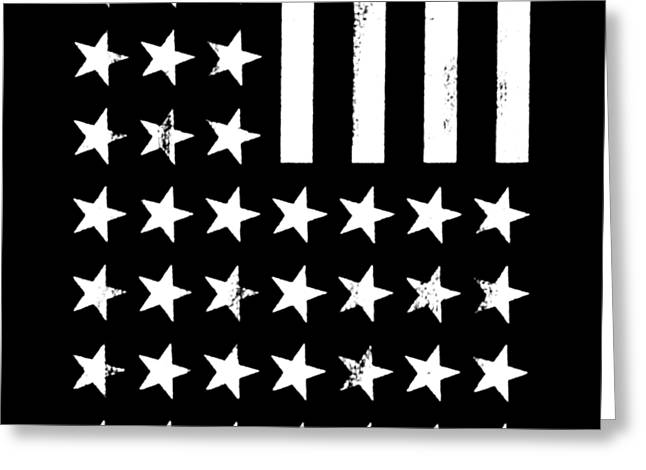 American Flag Mens All Sizes Available Stripes And Stars America Pride Patriot Usa Sniper Flag Bald  Greeting Card