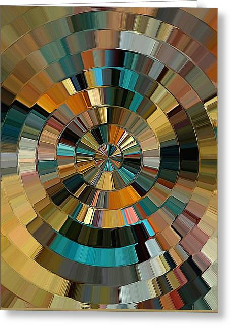 Arizona Prism Greeting Card