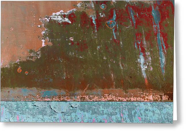 Greeting Card featuring the photograph Art Print Abstract 29 by Harry Gruenert