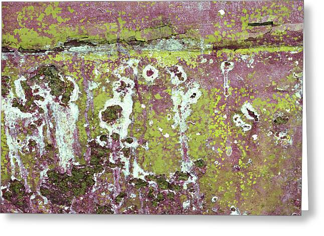 Greeting Card featuring the photograph Art Print Patina 51 by Harry Gruenert
