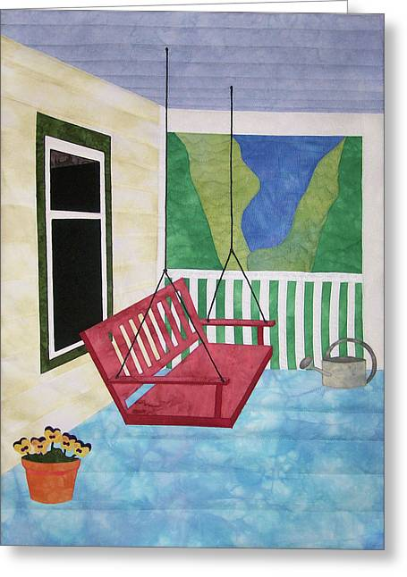 Lazy Summer Afternoon Greeting Card