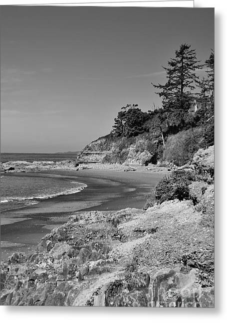Greeting Card featuring the photograph Beach 4 by Jeni Gray
