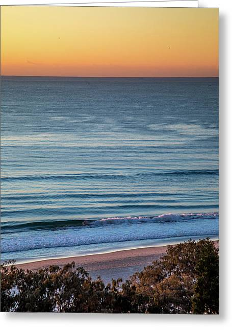 Beach Moods Greeting Card