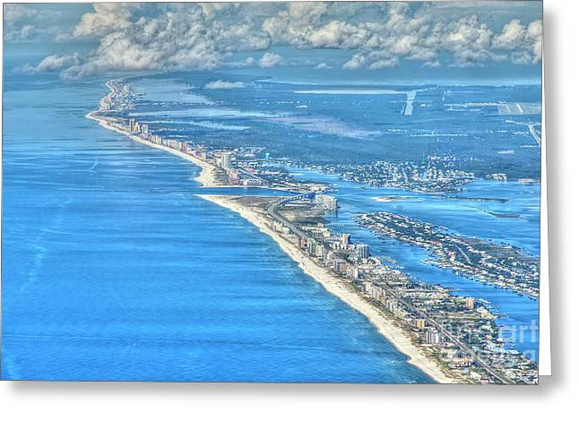 Beachmiles-5137-tonemapped Greeting Card