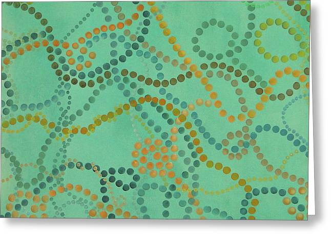 Beads - Under The Ocean Greeting Card