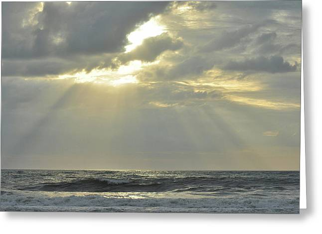 Greeting Card featuring the photograph Best Part Of The Day by JAMART Photography