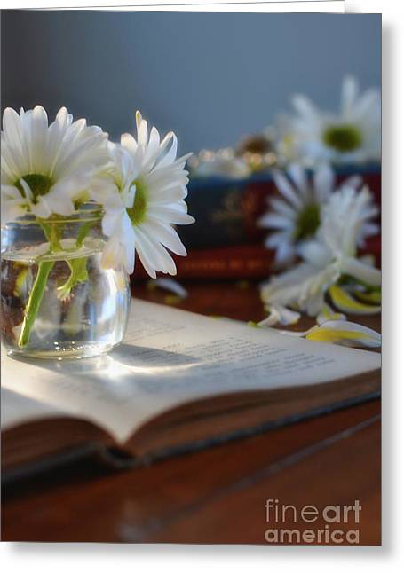 Bloom And Grow - Still Life Greeting Card