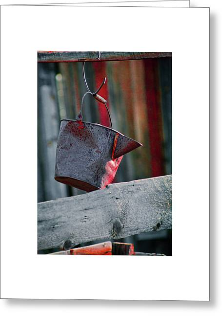 Greeting Card featuring the photograph Bodie 52 by Catherine Sobredo