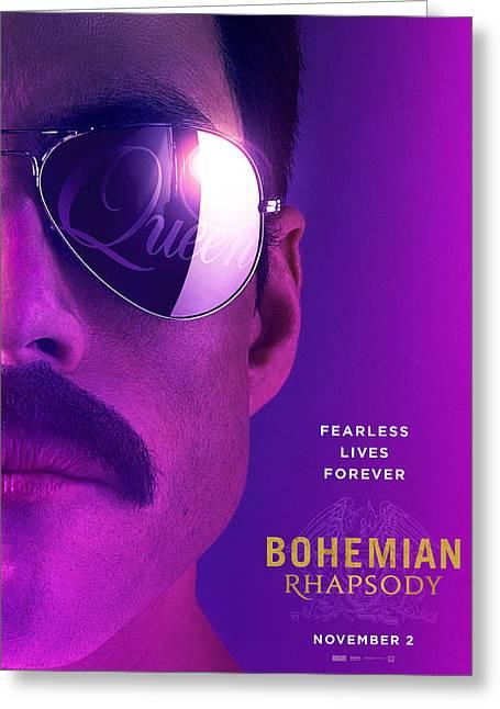 Bohemian Rhapsody Greeting Card