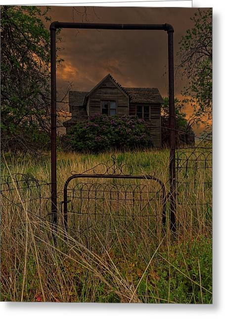 Boyd Farmhouse Greeting Card