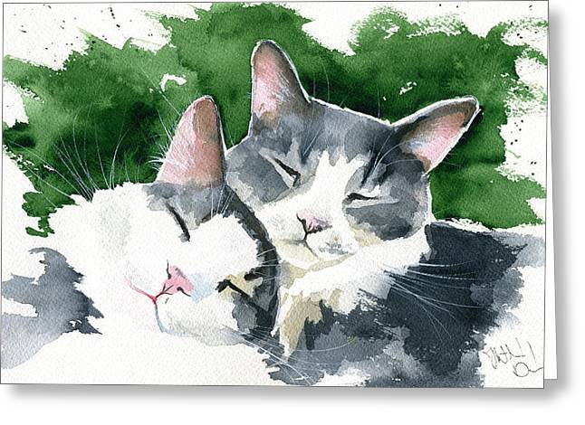 Brothers Greeting Card