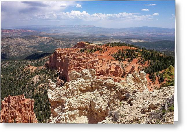Bryce Canyon High Desert Greeting Card