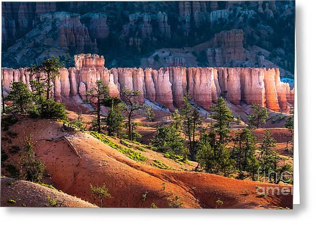 Bryce Canyon Greeting Card