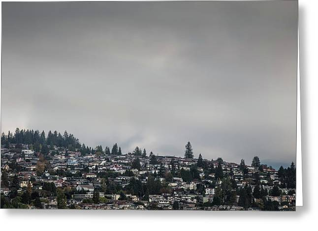 Burnaby Hill Greeting Card