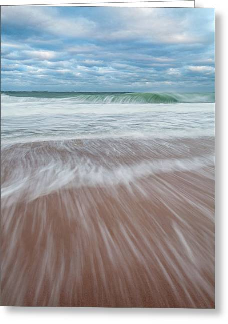 Cape Cod Seashore 2 Greeting Card